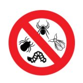 Against pests