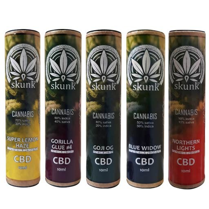 E-liquid Skunk CBD