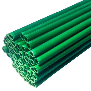Tutores de plástico para plantas 100cm