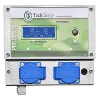 Controlador de Co2 digital T1 TechGrow