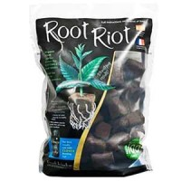 Bolsa 100 unidades Root Riot Growth Technology