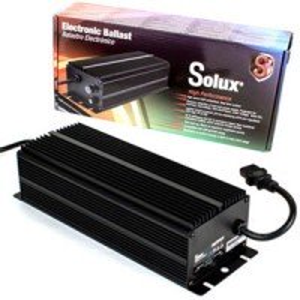 Balastros electrónicos regulables Solux