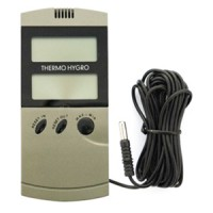 digital Termohigrometro
