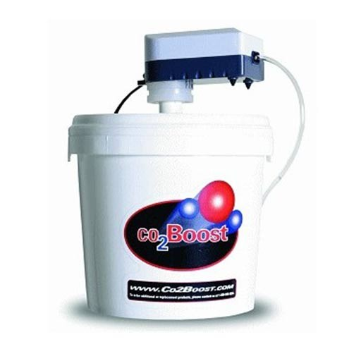 CO2Boost Bucket & Pump