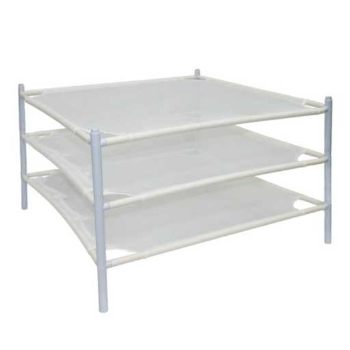 Stackable drying rack 70x70