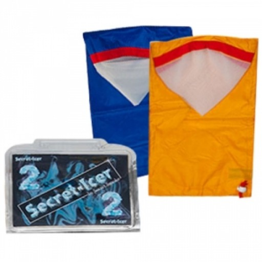 Kit 2 bags (190-45mc) Secret Icer