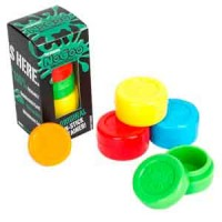 NoGoo non-stick containers for bho resins