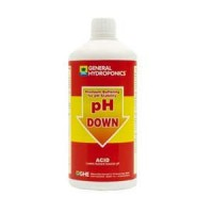 Ph- General Hydroponics