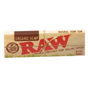 Raw Organic paper