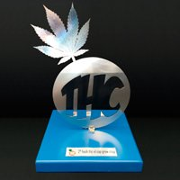 THC cup BHO