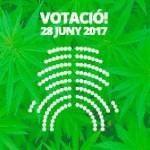 Réglementation du cannabis au Parlement Catalan