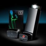 Puffit Nuevo vaporizador portátil para marihuana
