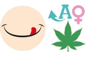 marijuana taste