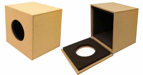 cajas insonorizadas