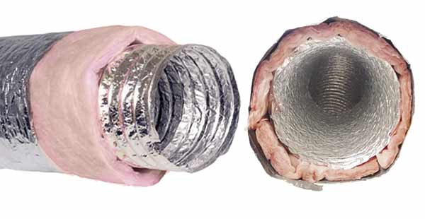 tubos insonorizados