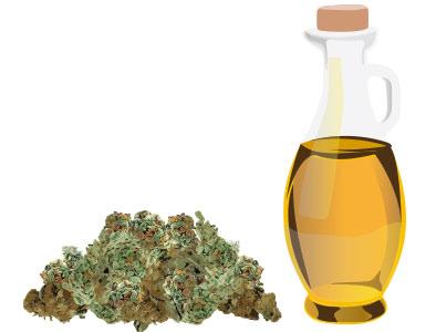 aceite marihuana