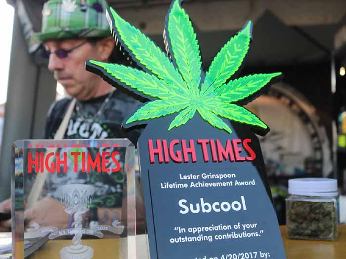 subcool high times