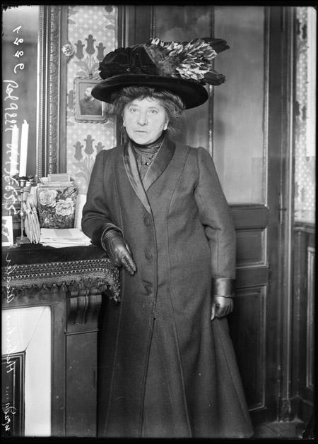 Movimiento feminista Madame Hubertine Auclert